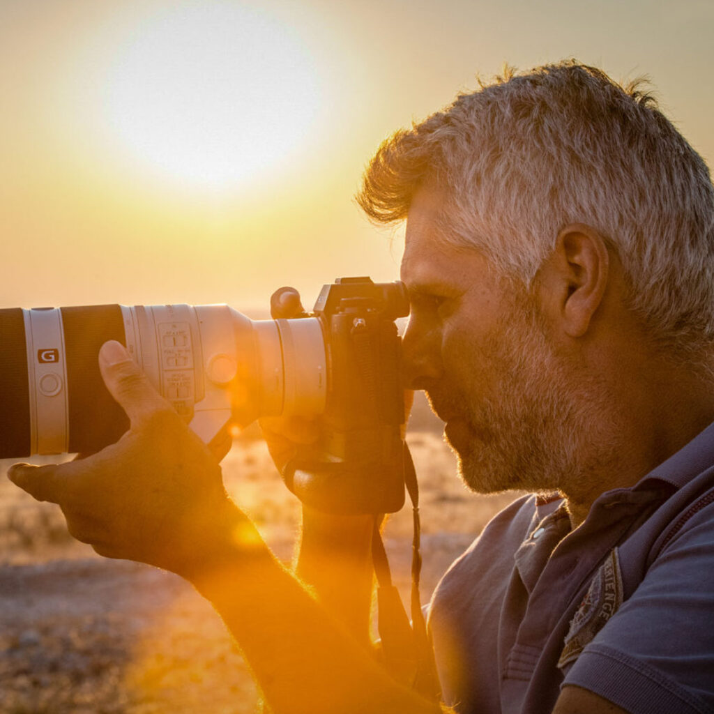 Better Moments Expert and award-winning wildlife Photographer Laurent Baheux