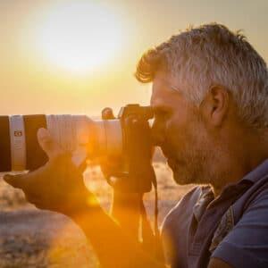Better Moments Expert and award-winning wildlife Photographer Laurent Baheux