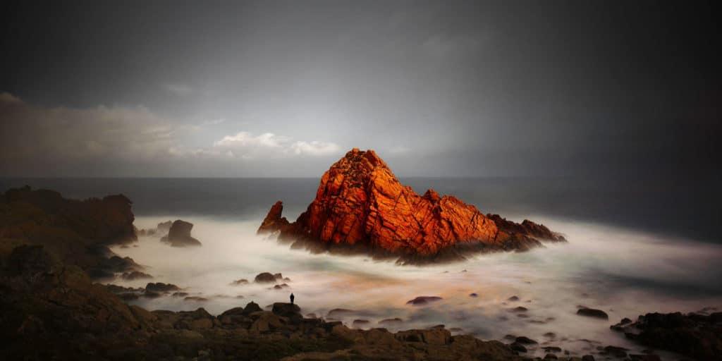 Sugar Loaf Rock, Australia