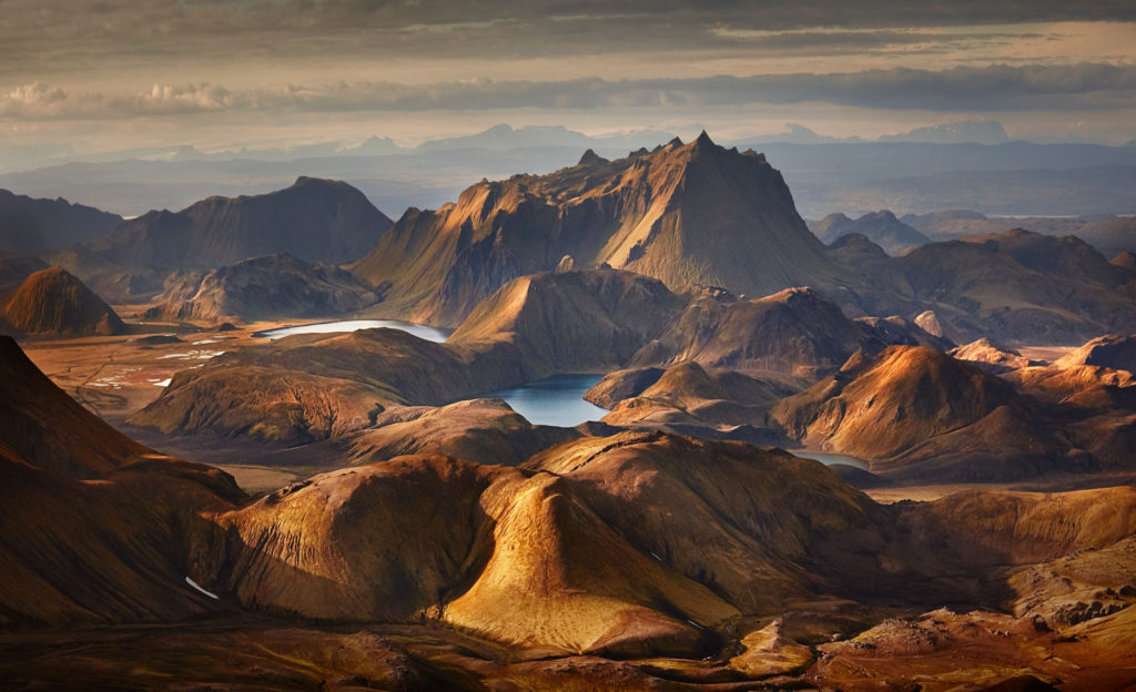Iceland's incredible landscape