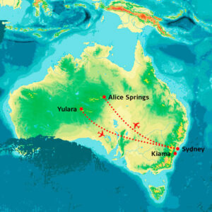 Better Moments - Map_Australia workshop