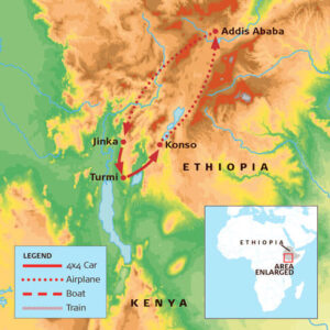 Better Moments - Map_Ethiopia-workshop