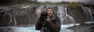 Prof. Dr. Jürgen Wettke on a Iceland Better Moments workshop