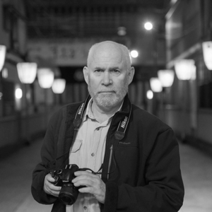 Better Moments expert Steve McCurry with his camera