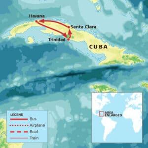 Better Moments - Map_Cuba-workshop