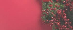 Christmas giveaway slider