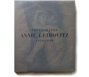 Cover Annie Leibovitz Photographies