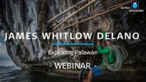 Thumbnail webinar with James Whitlow Delano