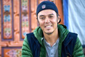 Better Moments team - Har from Mongolia