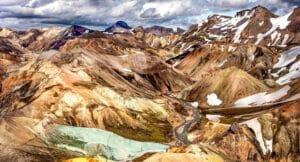 Foto Christian Nørgaard - Iceland - Better Moments workshop - hot springs - Landmannalaugar