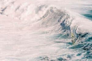 Underwater shot of a surfer, photo by Kirill Umrikhin