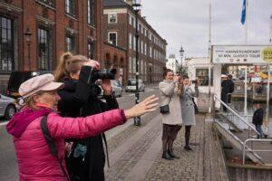 Photo Exploring Nyhavn, Copenhageb