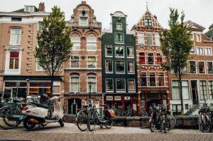 Photo Exploring Amsterdam